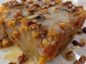 greer 39 s recipe 39 s sweet potato bread pudding with vanilla sauce