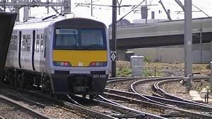 Trains At Stratford 13  06  2011