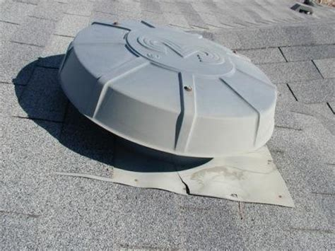 attic fan replacement cover mastering roof inspections attic ventilation systems