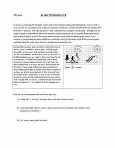 Vector Worksheet At Vectorified Com