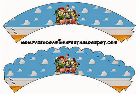 toy story bunting template toy story 3 free party printables oh my fiesta in english