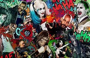 Suicide, Squad, Wallpaper, U00b7, U2460, Download, Free, Cool, Backgrounds, For, Desktop, Mobile, Laptop, In, Any