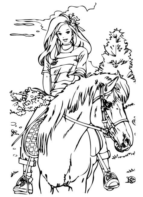animali ragazza  cavallo