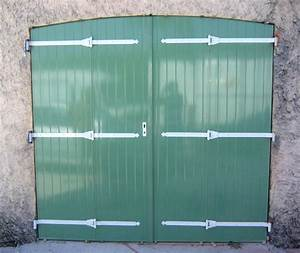 porte de garage type volet battant en aluminium isole With porte garage battant alu