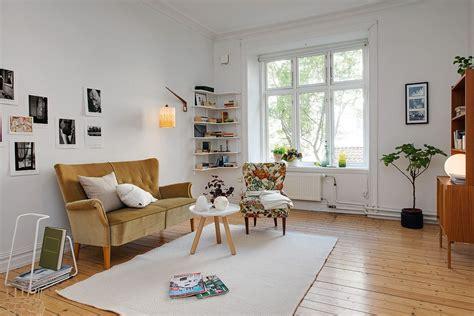 decorando  monoambiente  muebles vintage
