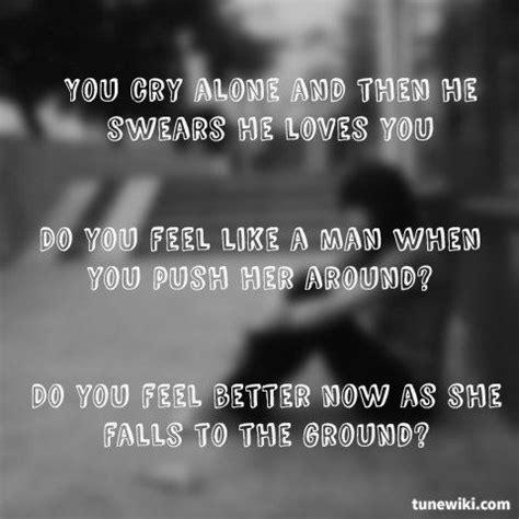 jumpsuit apparatus lyrics pin by brook suneson on quotes i