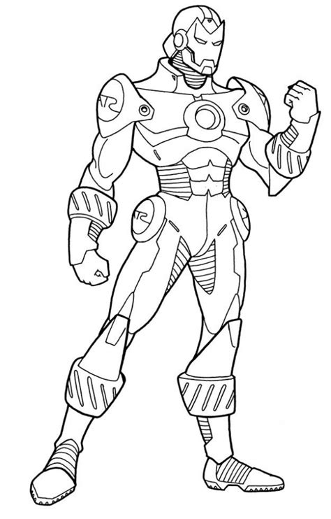 Iron Coloring Pages Printable by Get This Printable Ironman Coloring Pages 73400