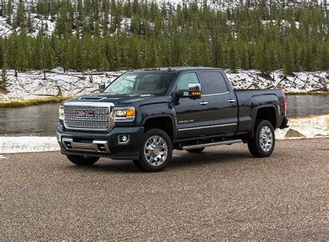 new 2020 gmc 2500hd 2020 gmc release date price redesign specs and photos