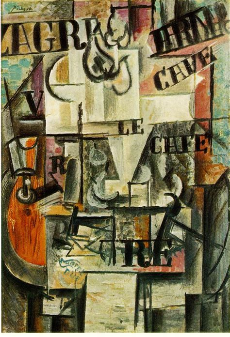 still with chair caning meaning fruit dish pablo picasso 1912 pablo picasso