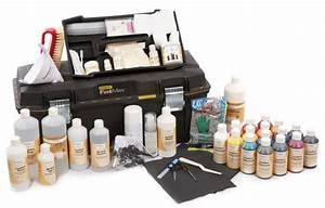 Professional Leather Repair Kit Furniture Clinic
