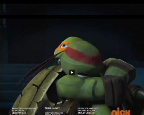 The Turtles' And April's Worst Fears.