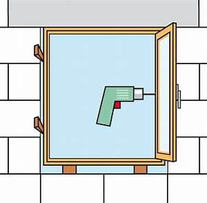Wie Putze Ich Fenster Optimal : wie baue ich ein fenster ein ~ Markanthonyermac.com Haus und Dekorationen