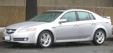2007 acura tl type s sedan 3 5l v6 auto