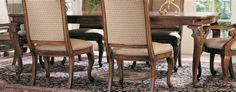 bob mackie furniture dining room buy american drew bob mackie home classics rectangular leg