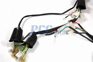 Chinese Gy6 50cc Wire Harness Wiring Assembly Scooter