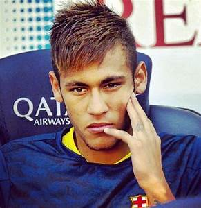 Neymar Dont look like this in these brown eyes you are ...