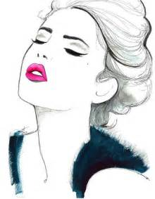 makeup classes in pa fashion illustrations by durrant and design
