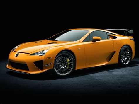 Lexus-lfa-nurburgring-edition Wallpapers And Images