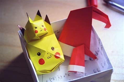 Pikachu with Santa Hat