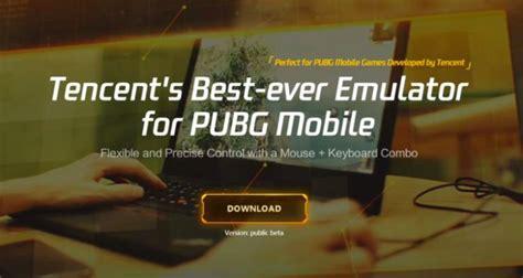 pubg emulator official pubg mobile emulator released by tencent noypigeeks
