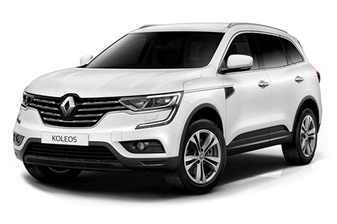 The renault koleos is a compact crossover suv which was first presented as a concept car at the geneva motor show in 2000, and then again in 2006 at the paris motor show, by the french manufacturer renault. Renault Koleos - Carplus