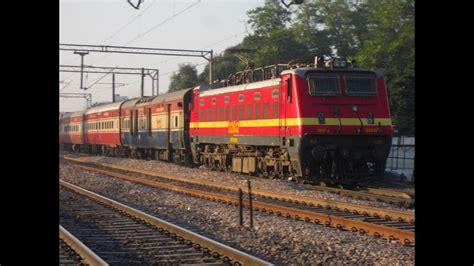 High Speed Rajdhani Express: Pride of Indian Railways ...