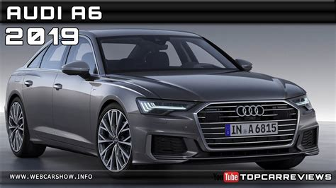 2019 Audi A6 Release Date by 2019 Audi A6 Review Rendered Price Specs Release Date