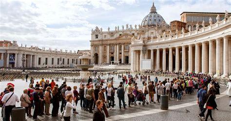 Basilica Di San Pietro Ingresso Basilica Di San Pietro Ingresso Dedicato E Tour Autonomo