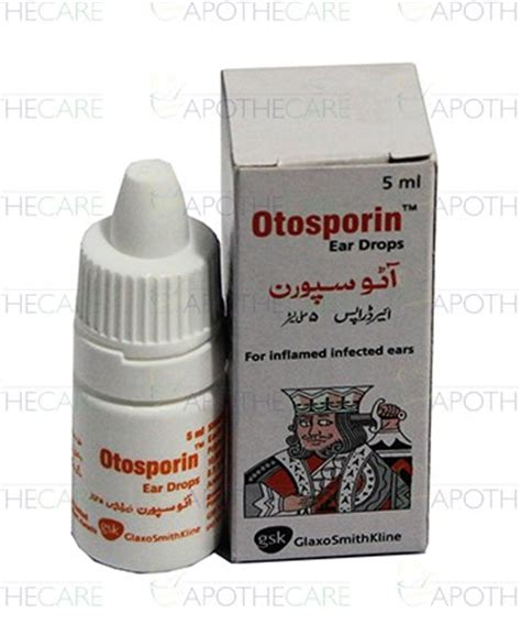 Otosporin Ear Drops 5ml
