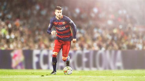 gerard pique fc barcelona hd wallpapers hd wallpapers