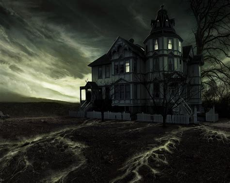gothic house wallpaper gallery