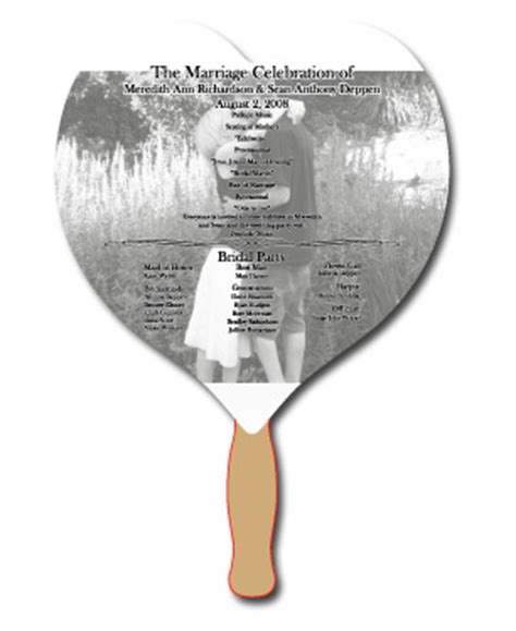 how to make a hand fan wedding hand fans wedding handfans custom wedding fans