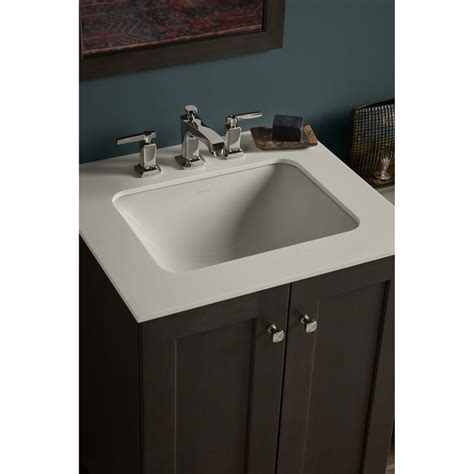 Kohler K 20000 0 Caxton White Undermount Single Bowl