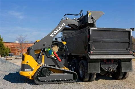 volvo mctc loaders skid steers specification