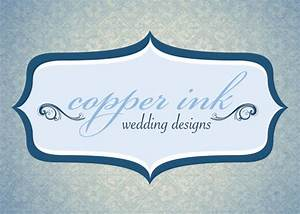 sioux falls wedding invitations copper ink wedding With wedding invitations sioux falls
