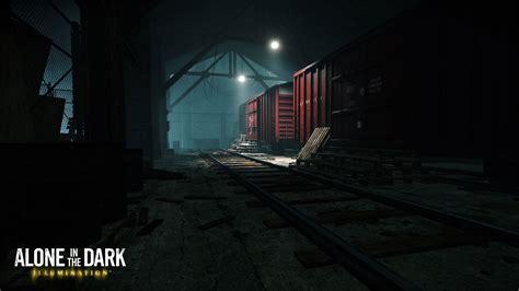 dark  haunted house returning  pc