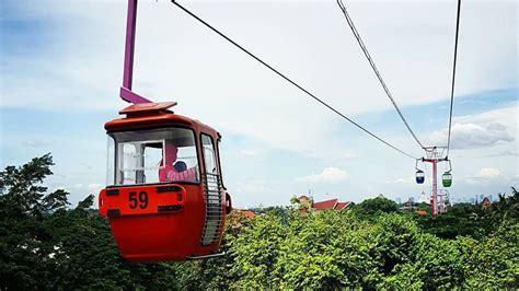 liburan seru  taman mini indonesia indah cek rute harga tiket wahana dll