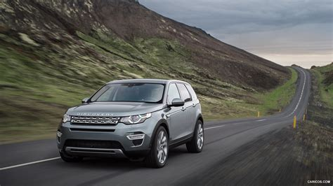 Land Rover Discovery Sport Wallpapers by 2015 Land Rover Discovery Sport Front Hd Wallpaper 13