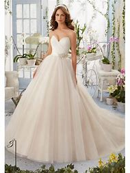 Blu by Mori Lee 5408 Bridal Gowns