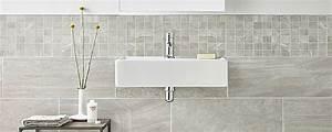 Carrelages Salle De Bain : pose et prix d 39 un carrelage de salle de bain tout savoir ~ Melissatoandfro.com Idées de Décoration