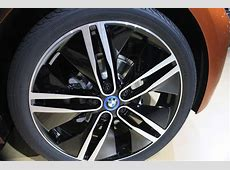 BMW i3's Tall Skinny Tires To Boost Efficiency And Cut Noise