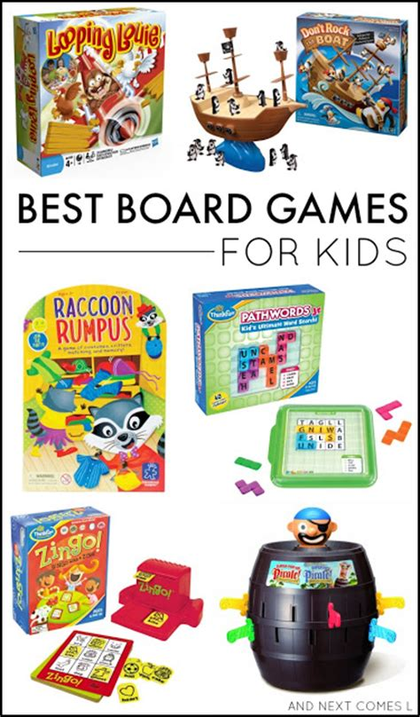 best board for and next comes l 626 | best board games for boys toddlers preschool