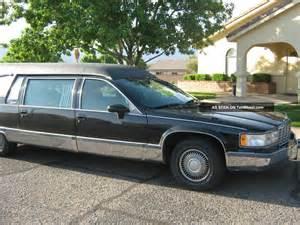 1994 Cadillac Fleetwood Hearse