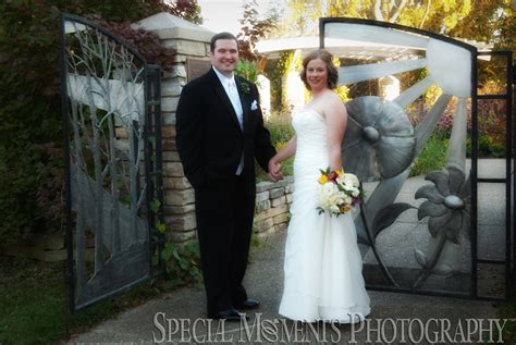 steve s matthaei botanical garden wedding