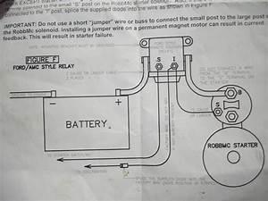 Starter Wiring   Install Question