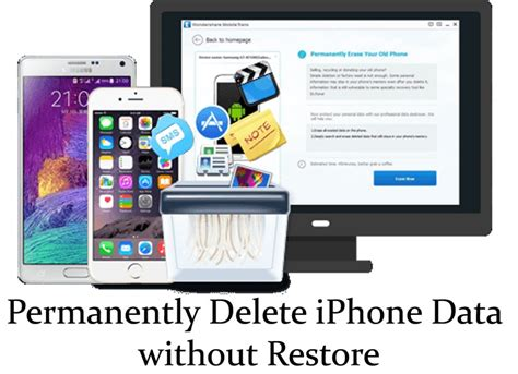 how to erase everything from iphone how to permanently delete iphone data without restoring