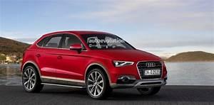 Audi Paris Est Evolution : audi to show q2 suv concept in paris autoevolution ~ Gottalentnigeria.com Avis de Voitures