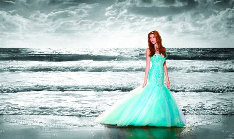 bridal dress collection disney fairy tale  alfred