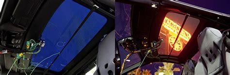 mercedes benz  offer panoramic vario roof  magic sky
