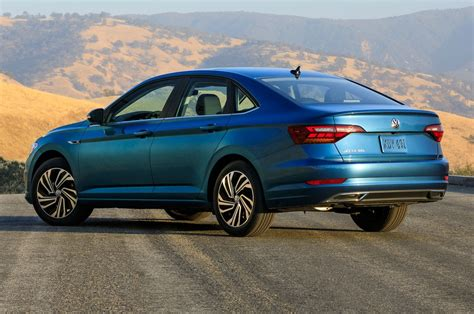 2019 Volkswagen Jetta Reviews And Rating  Motor Trend